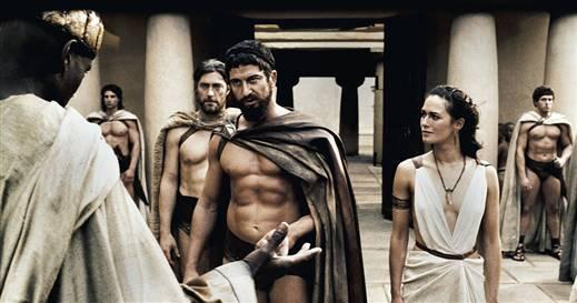 300 - Lifestyle war schon im alten Griechenland angesagt.