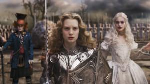 Der Konflikt spitzt sich zu. Alice beginnt bald mit der aktiven Vernichtung.