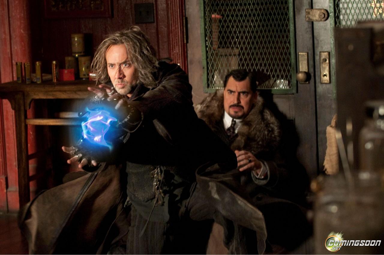 The sorcerer's apprentice - schall und rauch