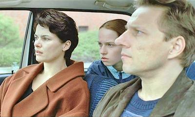 Familie Terror unterwegs.