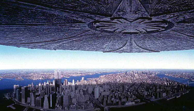 Hey Aliens - wir zerstören uns lieber selber.