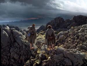Die Knilche in der Steinwüste