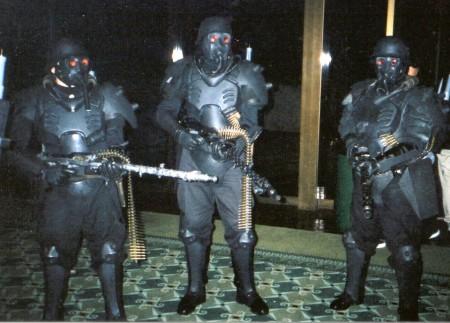 Die x-fach Agenten