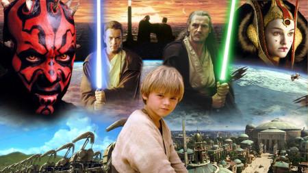 Wieder geht für George Lucas ein Kindertraum in Erfüllung